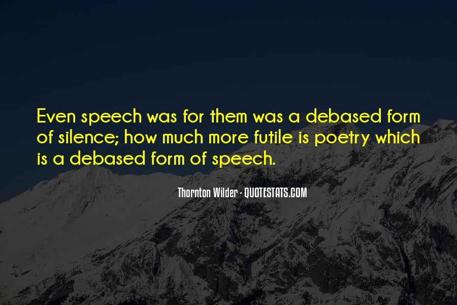 Thornton Wilder Quotes #1465176