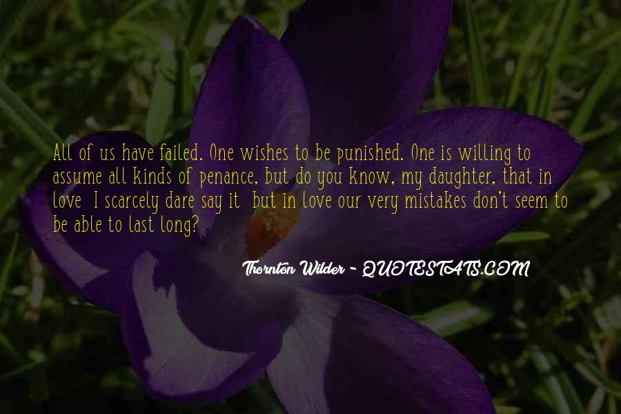Thornton Wilder Quotes #1519678