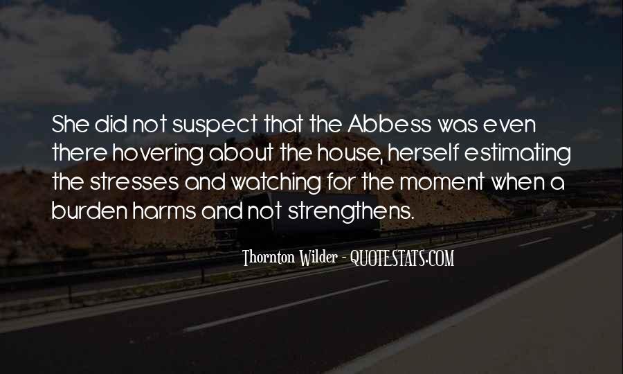 Thornton Wilder Quotes #1531225