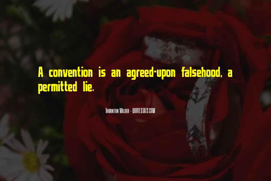 Thornton Wilder Quotes #262758