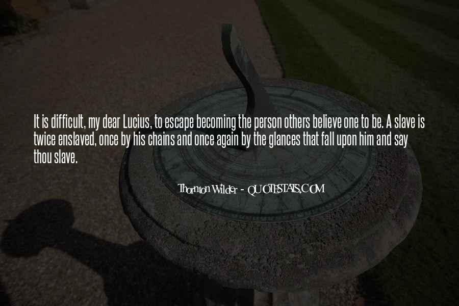 Thornton Wilder Quotes #441969