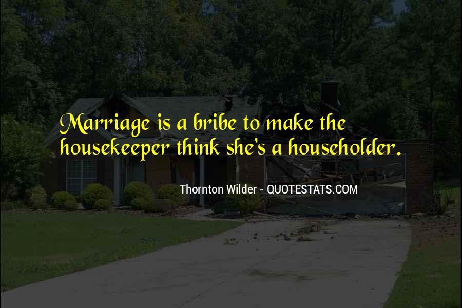 Thornton Wilder Quotes #550384