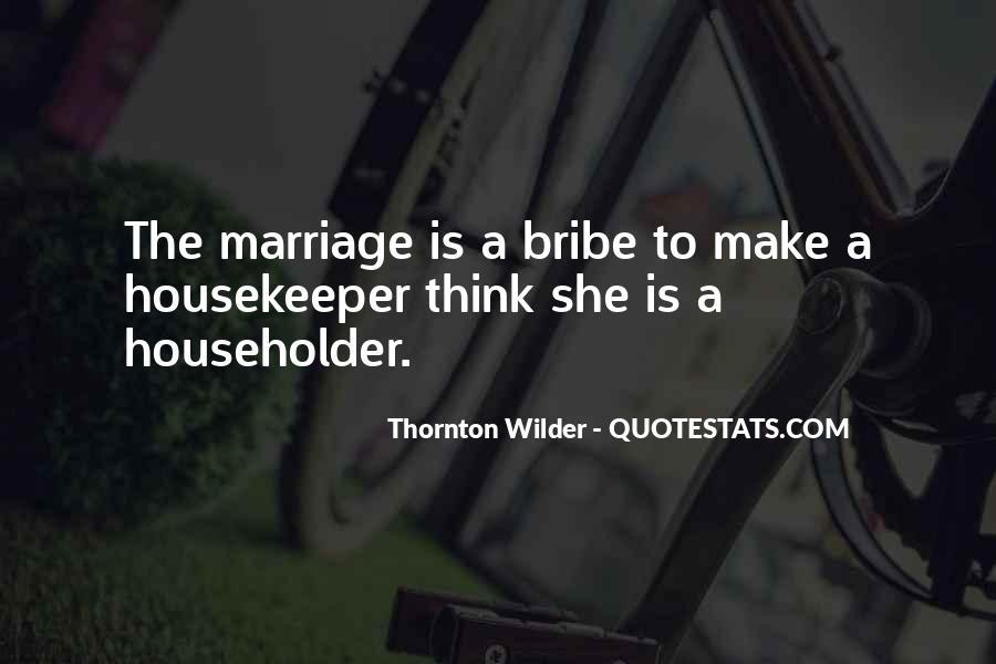 Thornton Wilder Quotes #552431
