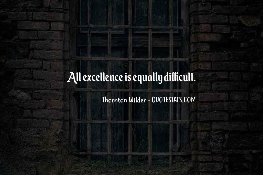 Thornton Wilder Quotes #636209