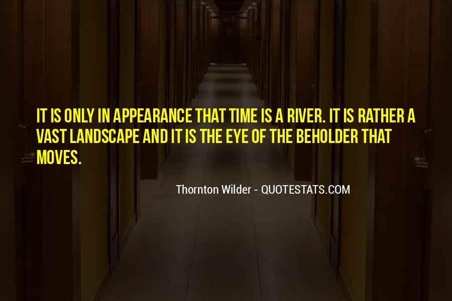 Thornton Wilder Quotes #769468