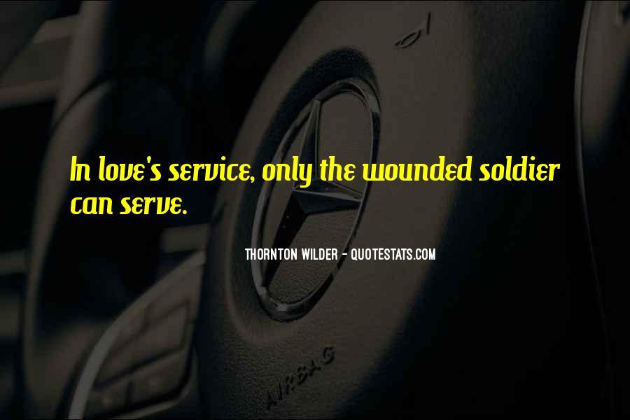 Thornton Wilder Quotes #908752