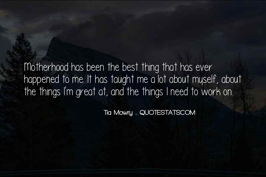 Tia Mowry Quotes #1081974