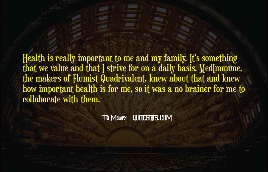 Tia Mowry Quotes #1266423