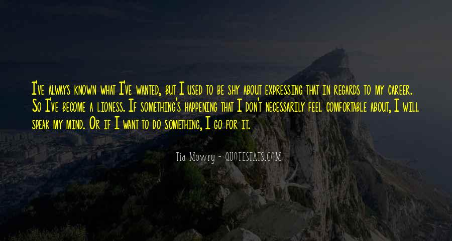 Tia Mowry Quotes #1480107