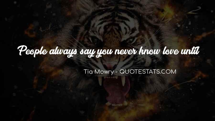 Tia Mowry Quotes #1588396