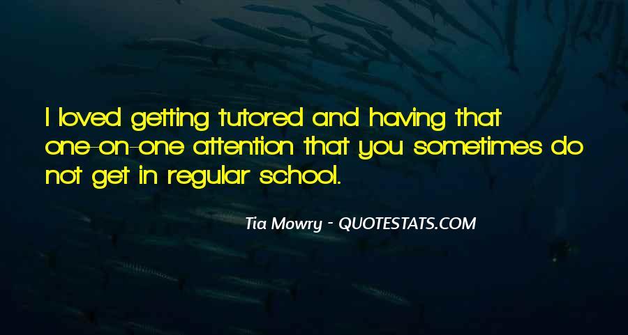 Tia Mowry Quotes #1647413