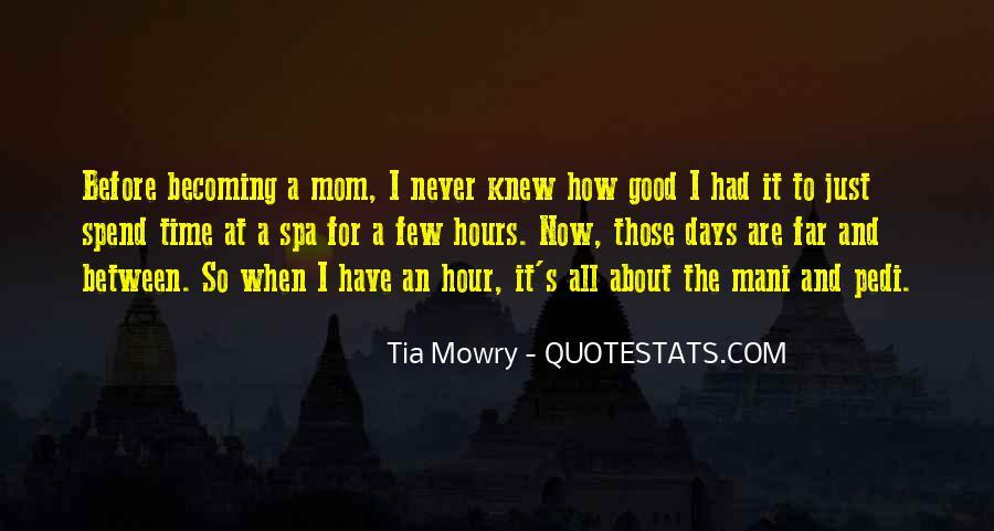 Tia Mowry Quotes #857021