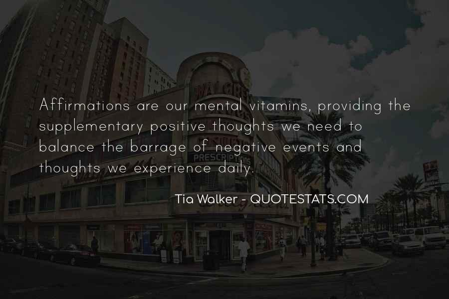 Tia Walker Quotes #1351669