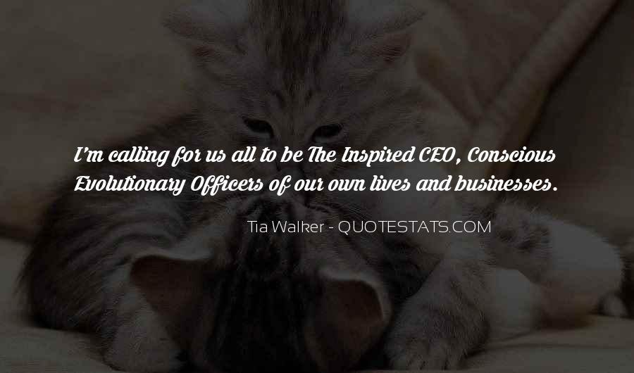 Tia Walker Quotes #419779