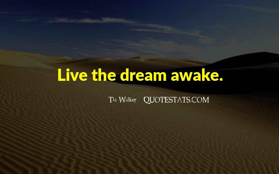 Tia Walker Quotes #817892