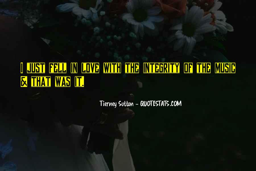 Tierney Sutton Quotes #326159