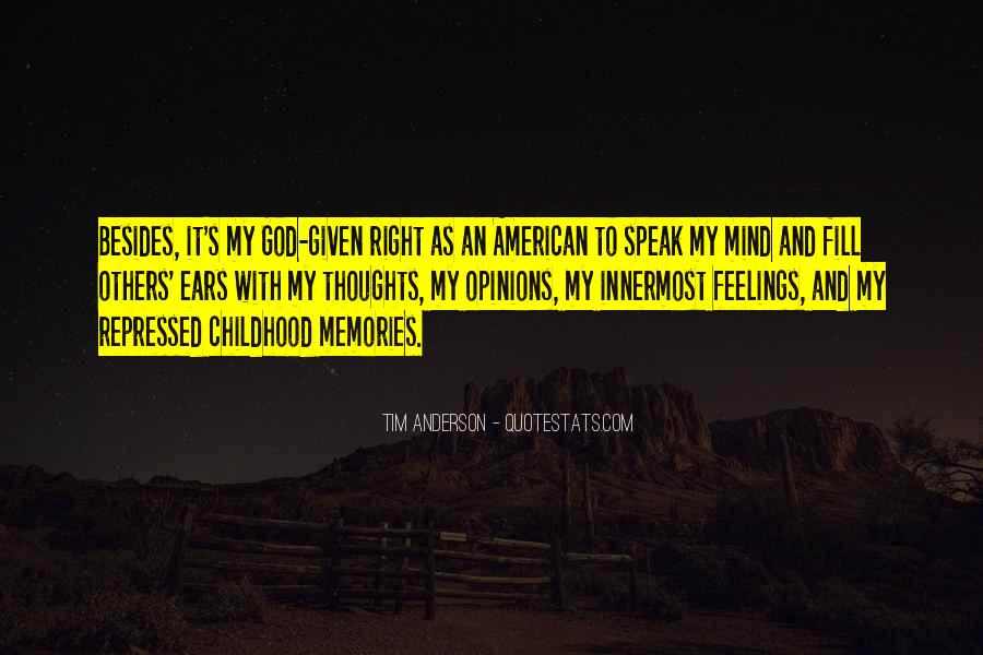 Tim Anderson Quotes #533603