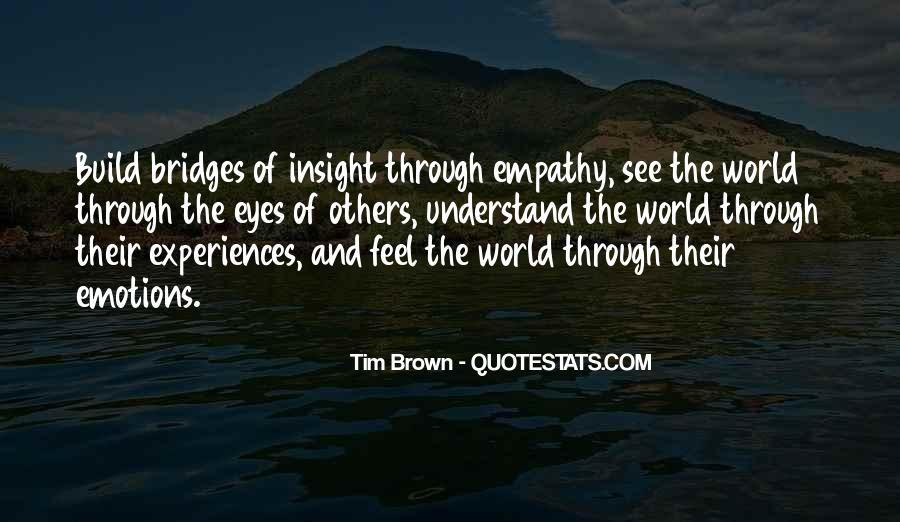 Tim Brown Quotes #841399