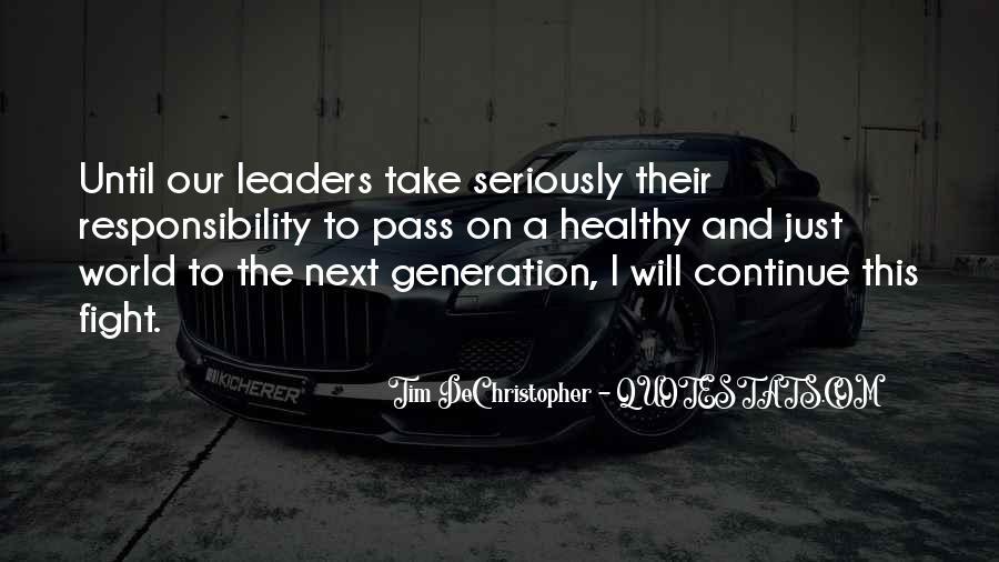 Tim DeChristopher Quotes #364424