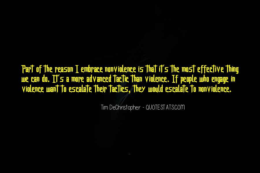Tim DeChristopher Quotes #485127