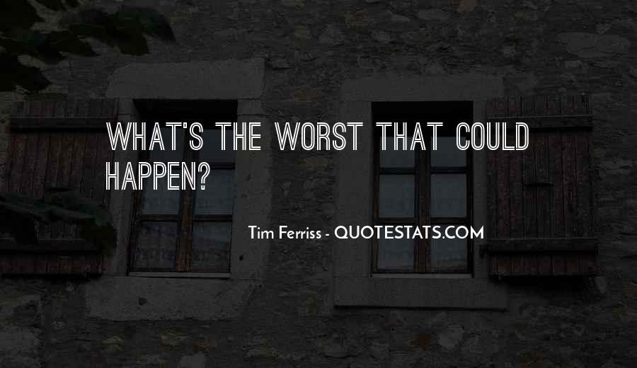 Tim Ferriss Quotes #1252863
