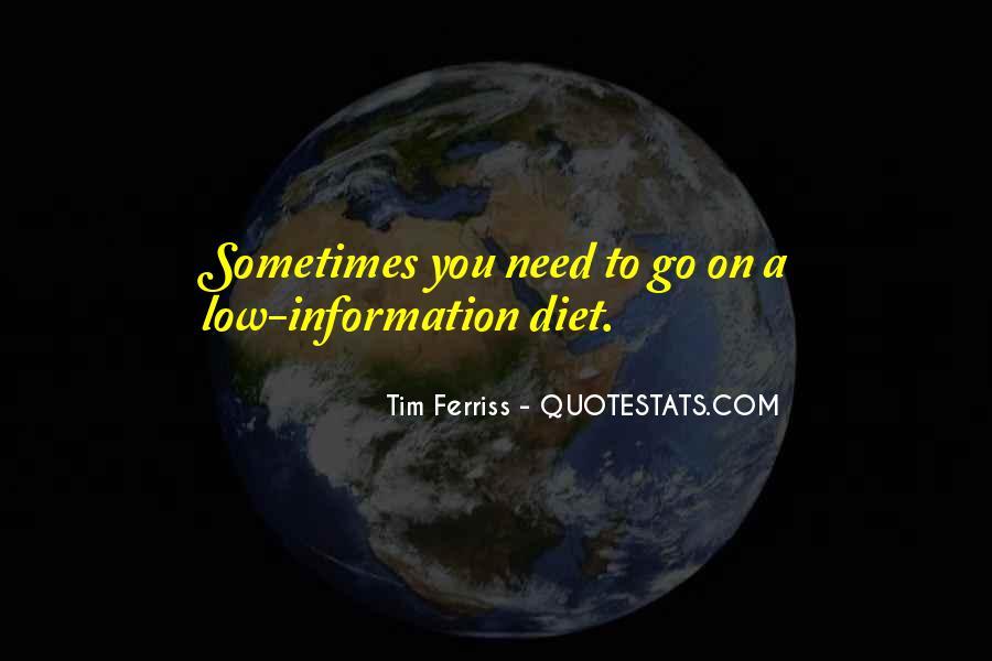 Tim Ferriss Quotes #1738214