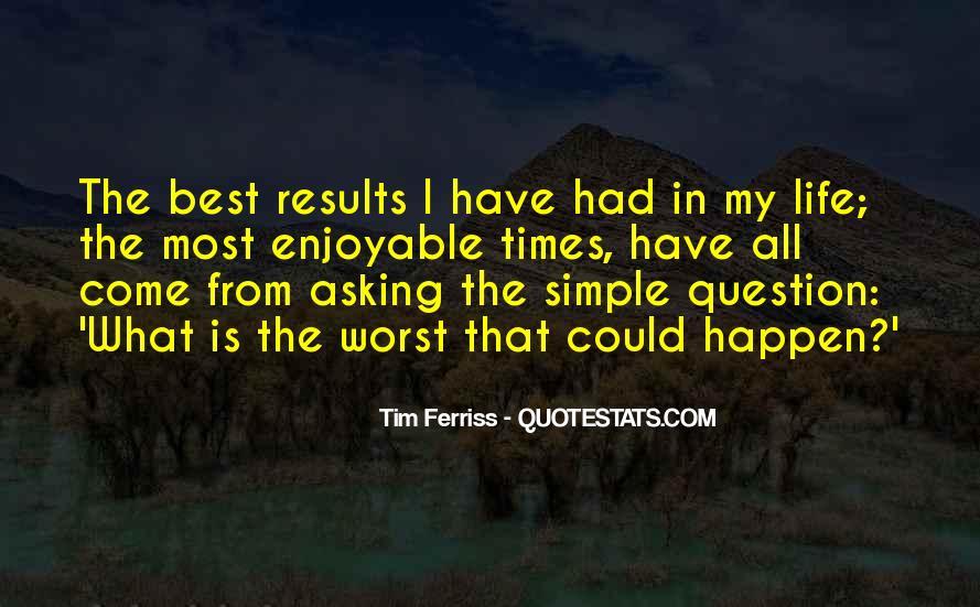 Tim Ferriss Quotes #1741270