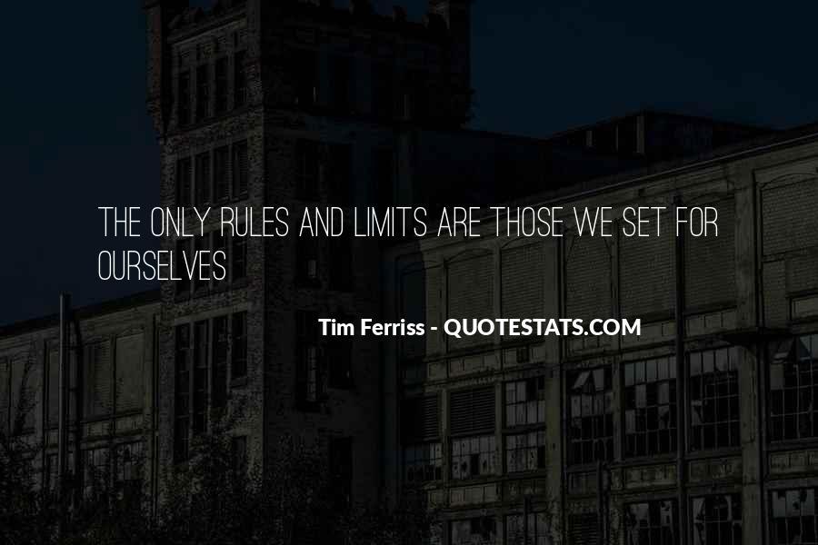 Tim Ferriss Quotes #357507