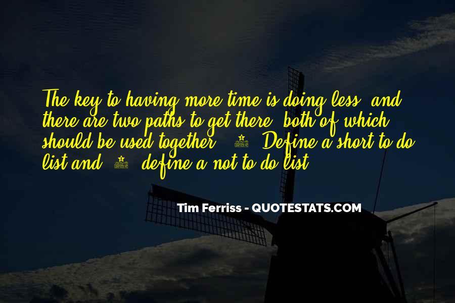 Tim Ferriss Quotes #615758