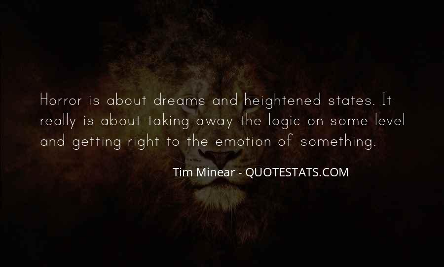Tim Minear Quotes #742733