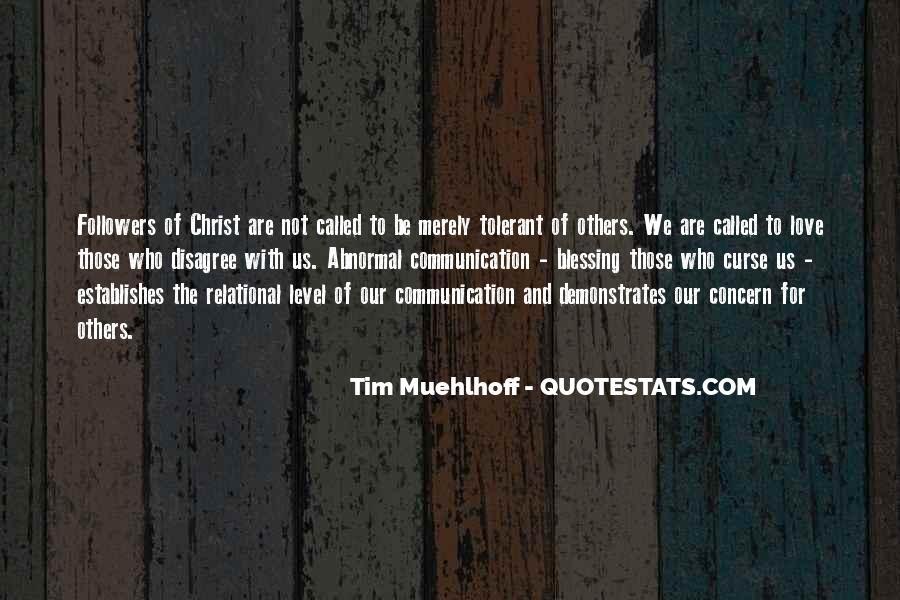 Tim Muehlhoff Quotes #1783228