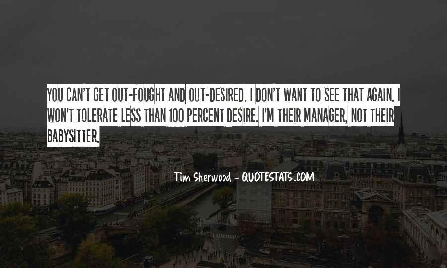 Tim Sherwood Quotes #447209