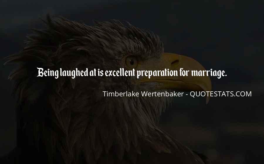 Timberlake Wertenbaker Quotes #1807625