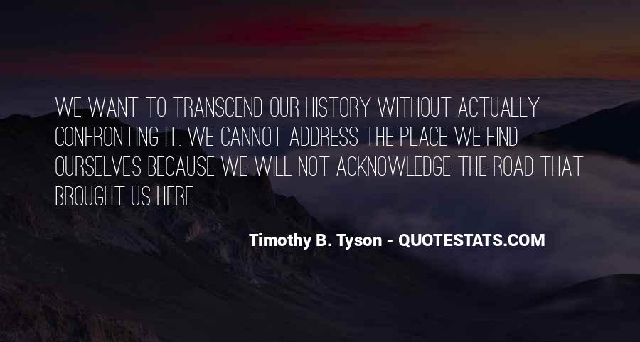 Timothy B. Tyson Quotes #443125