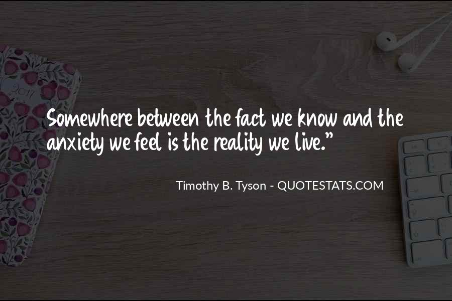 Timothy B. Tyson Quotes #544385