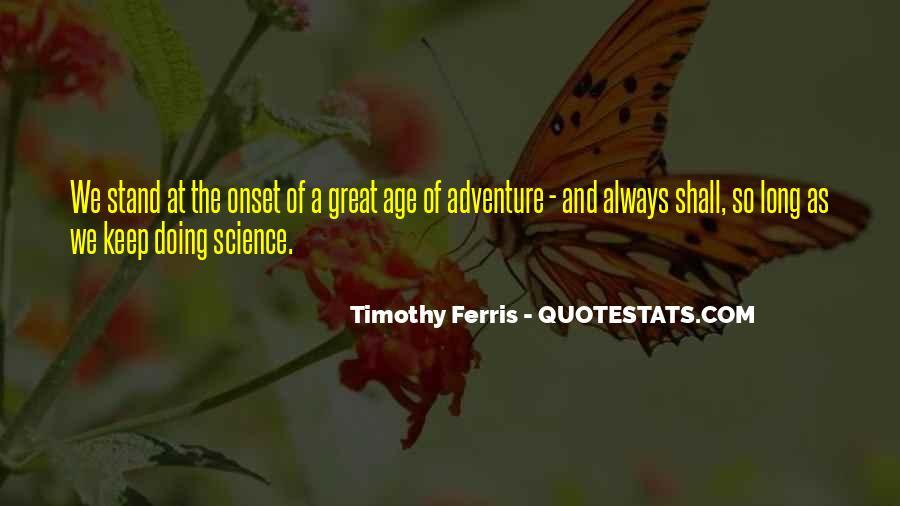 Timothy Ferris Quotes #114899