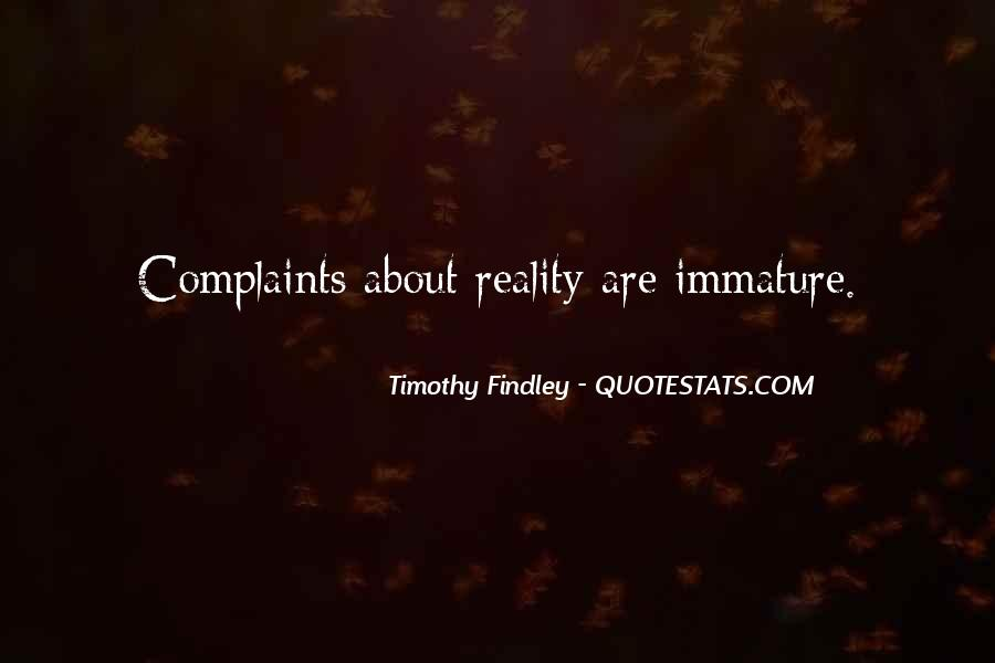 Timothy Findley Quotes #1185910