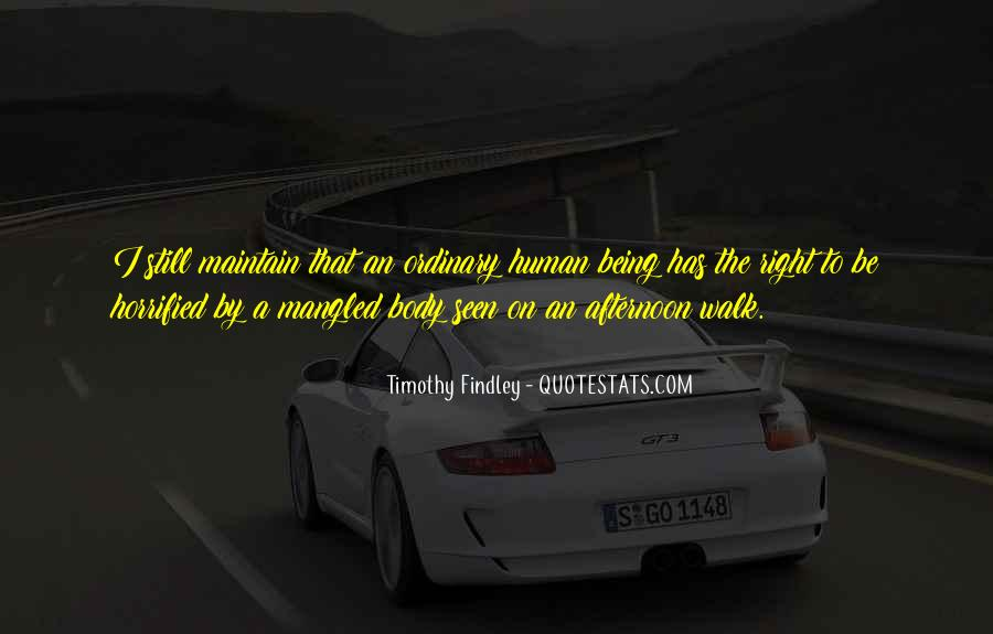 Timothy Findley Quotes #1600367