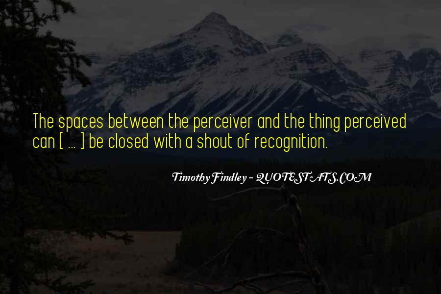 Timothy Findley Quotes #408193