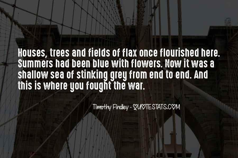 Timothy Findley Quotes #632226