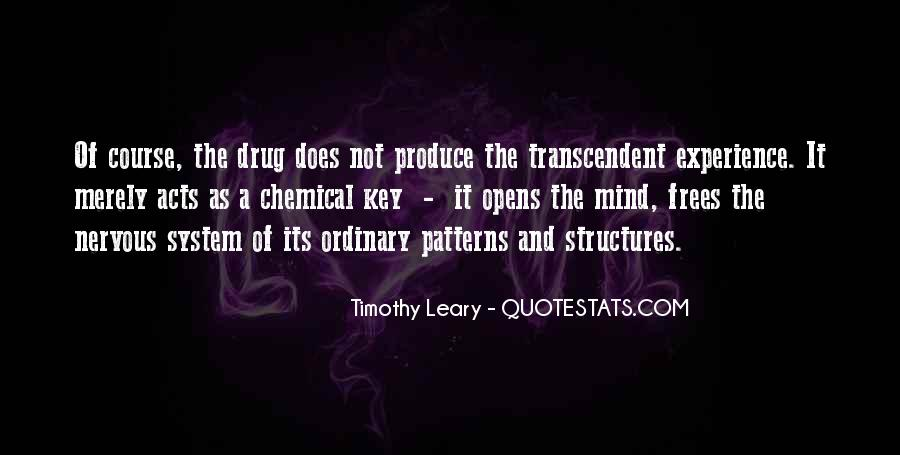Timothy Leary Quotes #1281291