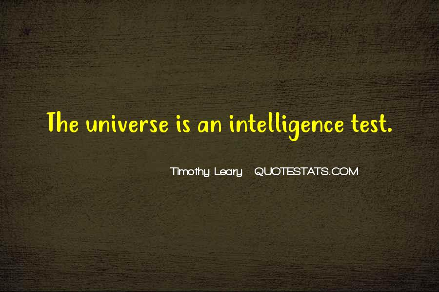 Timothy Leary Quotes #196538