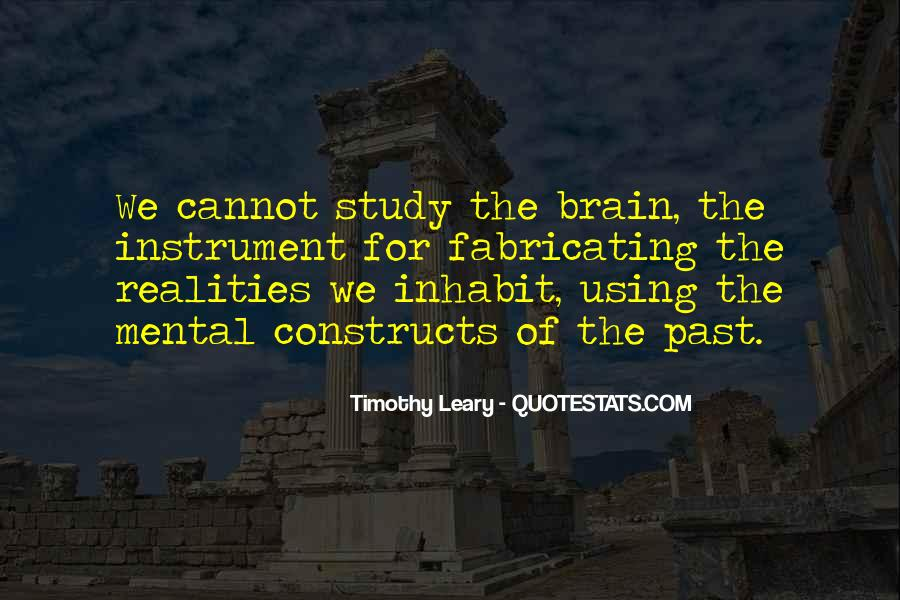 Timothy Leary Quotes #728220