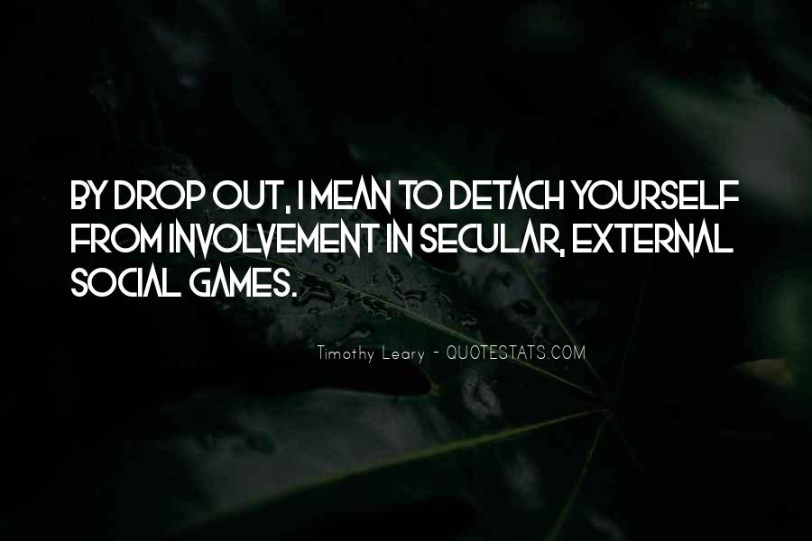 Timothy Leary Quotes #756111