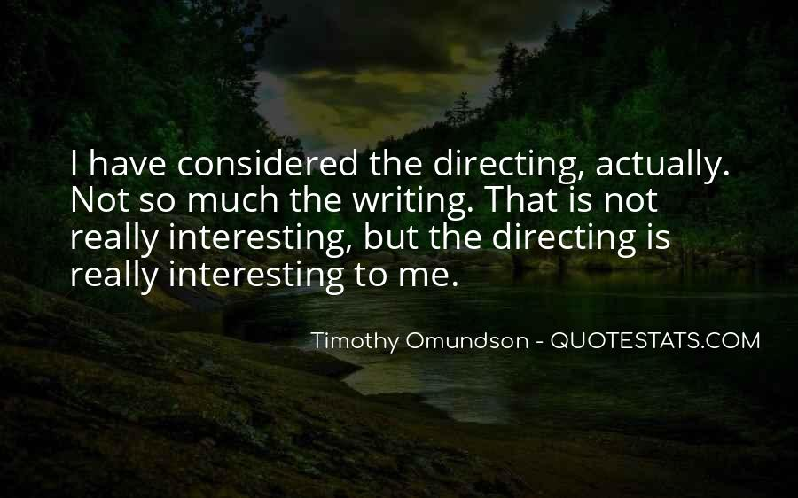 Timothy Omundson Quotes #1198930