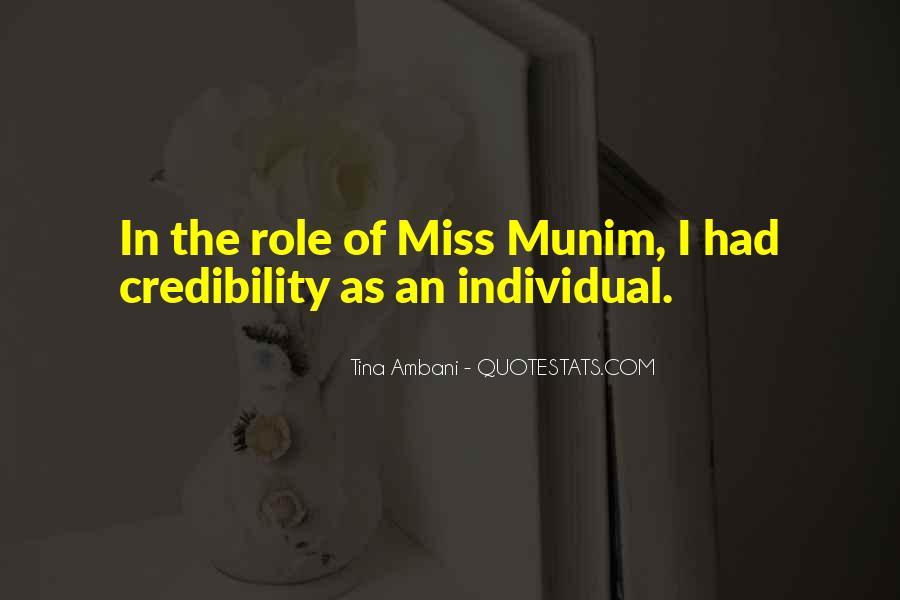 Tina Ambani Quotes #1663741