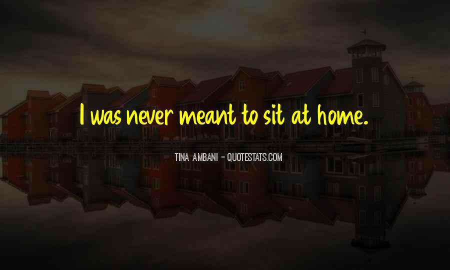 Tina Ambani Quotes #966807