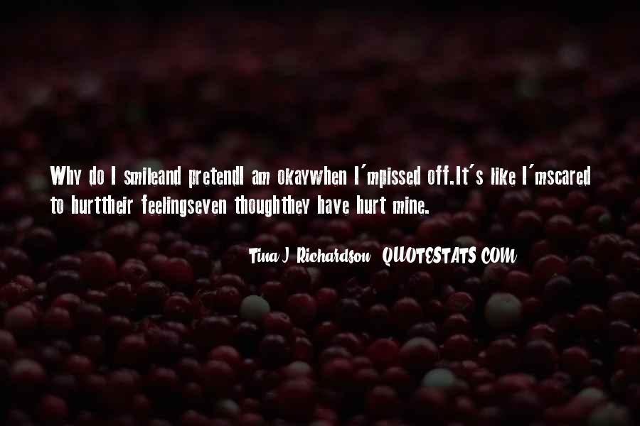 Tina J. Richardson Quotes #1080340