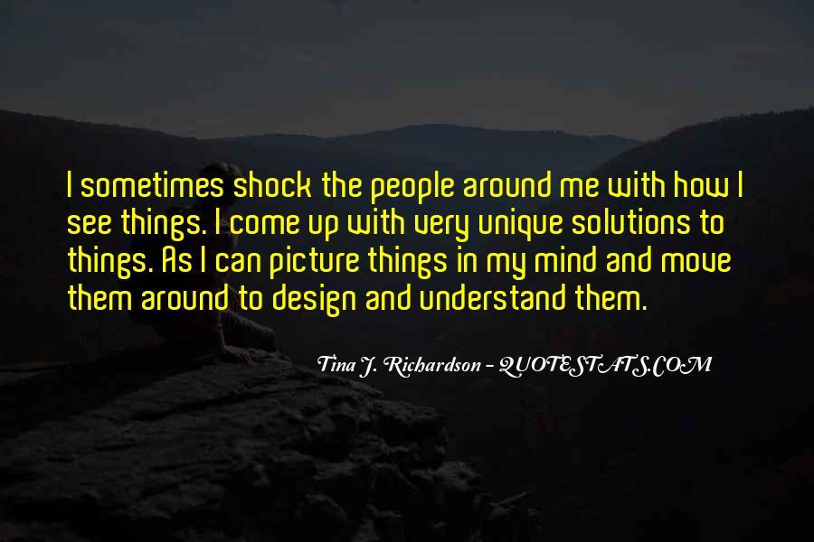 Tina J. Richardson Quotes #1143257