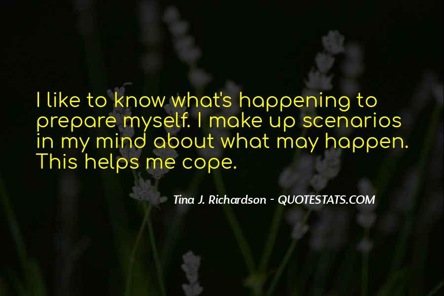 Tina J. Richardson Quotes #1144009